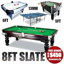 air hockey combo table foosball air hockey pool tables slate pool hockey table combination