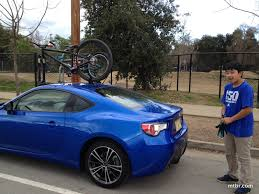 Subaru Wrx Roof Rack by Review Seasucker Mini Bomber Suction Cup Bike Rack Mtbr Com