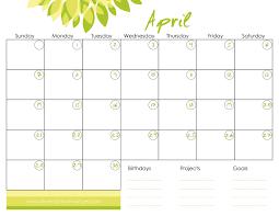 free printable monthly calendars gameshacksfree