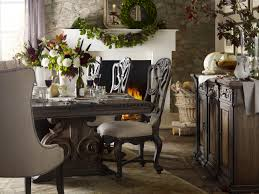 hooker dining room furniture entertain in casual elegance this holiday with the rhapsody