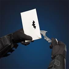 unique letter opener batman arkham batarang letter opener thinkgeek