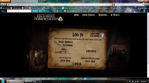 universal studios halloween horror nights auditions hhn website