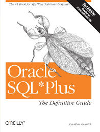 oracle sql plus the definitive guide definitive guides