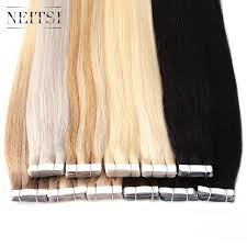Hair Extensions Tape by Online Buy Wholesale Tape In Hair Extensions Remy From China Tape