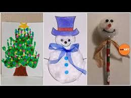 children u0027s christmas crafts christmas cards youtube