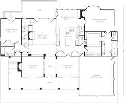 architect floor plans glennfield architect southern living house plans