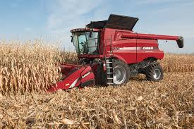 corn heads combine harvester equipment case ih