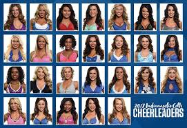Colts Cheerleader Halloween Costume Meet 2017 Colts Cheer Squad