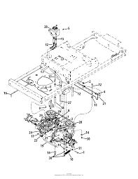 Sears Hydraulic Jack Parts by Mtd Ztl7500 17al3agv099 247 25003 2012 17al3agv099 2012
