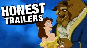 honest trailer beauty beast 1991 honest trailers
