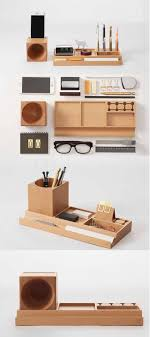 support t hone portable bureau wooden office desk stationery organizer pen pencil holder stationery