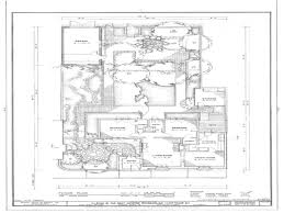 center courtyard house plans contemporary small house plan 61custom modern luxihome