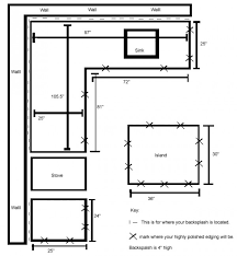how to measure for an island countertop how to measure a countertop practical tips and ideas