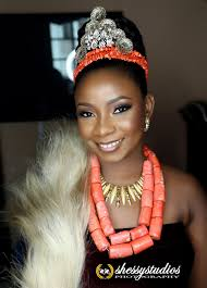 traditional bridal hairstyle more lovely photos from dora nnaji u0027s traditional wedding gistmania