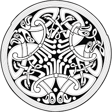 file circle celtic ornament 2 svg wikimedia commons
