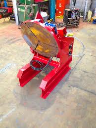 kemppi 260kg welding positioner