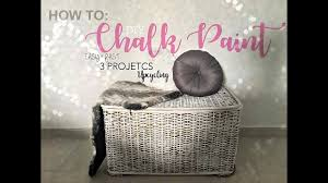 how to use chalk paint diy up cycling old furniture 3