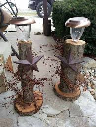 Wood Projects For Xmas Gifts by Best 25 Wood Log Crafts Ideas On Pinterest Tree Slices Log