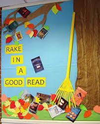 fall bulletin board display ideas