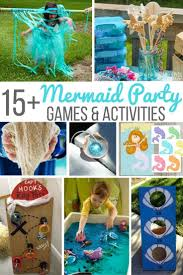 15 mermaid party games u0026 activities sugar spice and glitter