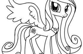 my little pony coloring pages cadence my little pony coloring pages princess cadence just colorings