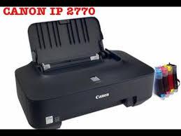 cara reset printer canon ip 2770 eror 5100 canon printer error 5100 p02 youtube