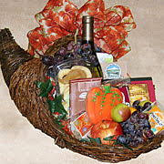 fancifull gift basket menu