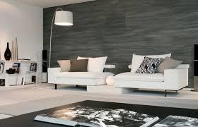 canapé blanc design le canapé design italien en 80 photos pour relooker le salon