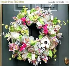 spring wreaths for front door front door wreaths wreth fall wreaths front door diy beveg me