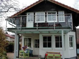 balkon edelstahlgelã nder wohnzimmerz anbau balkon with balkongelã nder mit glasfã llung
