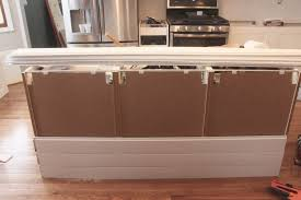 build kitchen island ikea cabinets how to build an island using ikea cabinets jolly