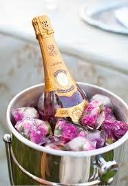 de jolis glaçons pour le vin d honneur chagne summer