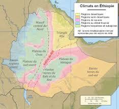 Map Of Ethiopia File Ethiopia Climate Map Jpg Wikimedia Commons