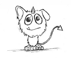 cute monster coloring pages coloring pages