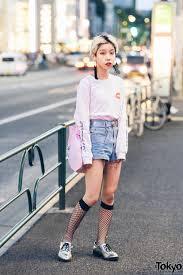 high waist shorts tokyo fashion news
