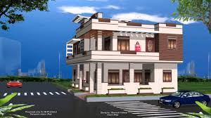 house outside wall design in india youtube