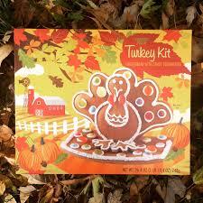 review trader joe s gingerbread turkey kit junk banter