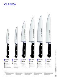 255800 kitchen knives arcos clasica arcos professional knives kitchen knives arcos clasica arcos
