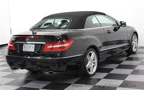mercedes e350 convertible used 2012 used mercedes e350 convertible amg sport navigation at