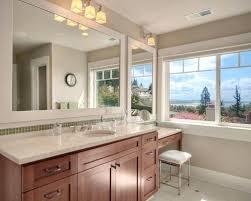 bathroom vanity mirror ideas double vanity mirrors for bathroom