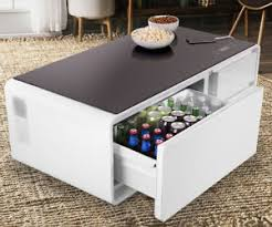 Coffee Table With Cooler | coffee table drink cooler