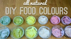 All Natural Diy Food Colouring Coloring Tested In Buttercream