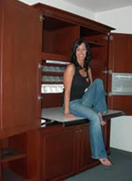 scrapbooking cabinets and workstations scrapbooking desk hobby desk scrapbook furniture