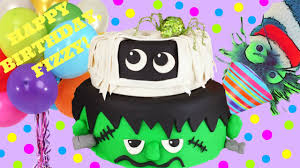 mummy cakes halloween halloween monster cake for fizzy u0027s birthday frankenstein and
