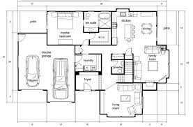 floor plan using autocad how the architectural industry uses cad scan2cad