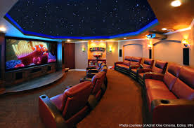 Interior Design Home Theater Home Theater With Lounge Couches Home Theater Designs From Cedia