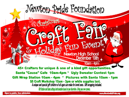ugly sweater contest added to newton pride u0027s christmas craft fair