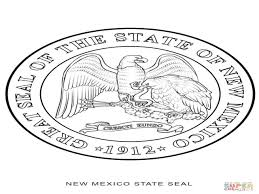 click the new mexico map worksheet coloring pages to view