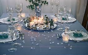 dekoration für glitzernde weihnachten deko silber windlicht