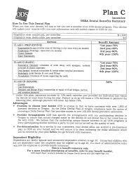 Dentist Description Umchs Benefits Subcommittee U2013 Umchs